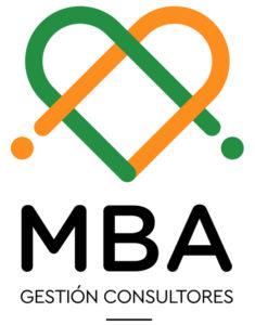 diseño logotipo mba